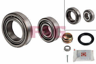 2x Wheel Bearing Kits 713610230 FAG 191598625 6U0598625 Top Quality Replacement
