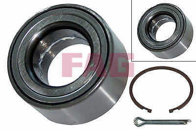 2x Wheel Bearing Kits Front 713613780 FAG Genuine Top Quality Replacement New
