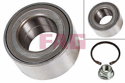 2x Wheel Bearing Kits Front 713618790 FAG Genuine Top Quality Replacement New