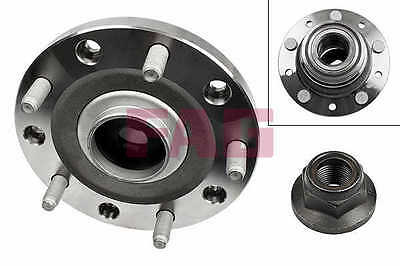 2x Wheel Bearing Kits Rear 713678930 FAG 1377912 6C111A049DA Quality Replacement