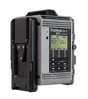 Focus Enhancement Firefox F3 Fire-Wire HDD portable Recorder incl. 3x !!! HDD