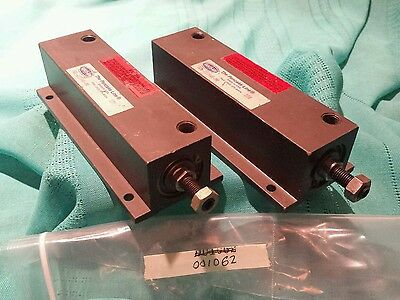"Fabco Air SOL121X4K-MR Pneumatic Cylinder Non Rotation 1-1/8 Bore 4""Stroke"