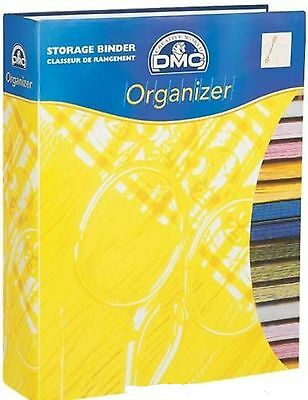 Dmc Storage Binder Organiser Free Uk Postage & Packing