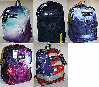 Jansport High Stakes Book Bag Backpack 100% Authentic Huge Sale Discount Nwt