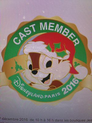 Pins Cast Members Tic Tac Limited Ediiton Noel 2016 chip and dale