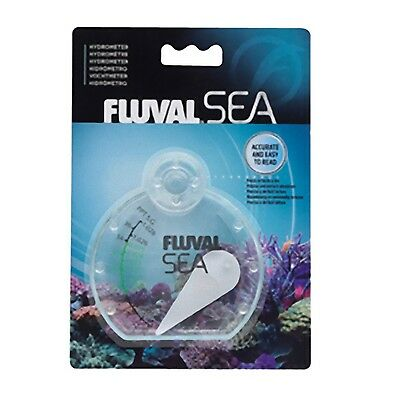 Fluval Sea Hydrometer Saltwater Marine Reef Salinity Test Salt Specific Gravity