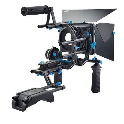 FOTGA DP3000 DSLR Rig Set Movie Kit Shoulder Mount Rig