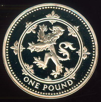 1994 Great Britain Silver Proof Pound