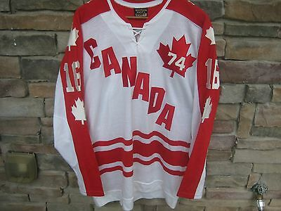 1974 Bobby Hull WHA Team Canada Authentic Jersey Game Issued