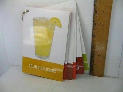 8 Drink Recipe Cards