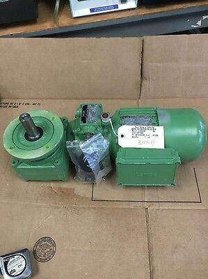 Lenze Disco Worm Gear - 52.145.05.20 ****new****