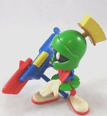 wb Marvin the Martian AF with 2 piece Weapon Warner Brothers Looney Tunes