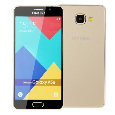 Samsung Galaxy A5 (2016) in Gold Phone DUMMY - Model Decor Requisite