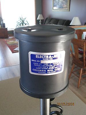 Electra-Jet Model E101 Upright Bar SUBMERSIBLE Glass Washer