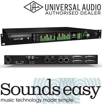Universal Audio Apollo 16 Thunderbolt 2 Audio Interface