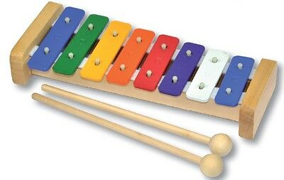 NEW Fun Factory Metal Childrens Xylophone