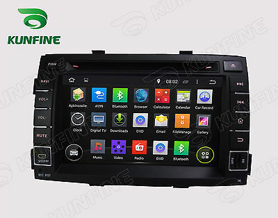 Android 5.1 Quad Core Car stereo DVD Player Gps Navigation For KIA SORENTO 2011