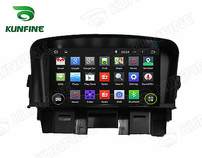 Android 5.1 Quad Core Car stereo DVD Player Gps Navigation Chevrolet Cruze 08-11