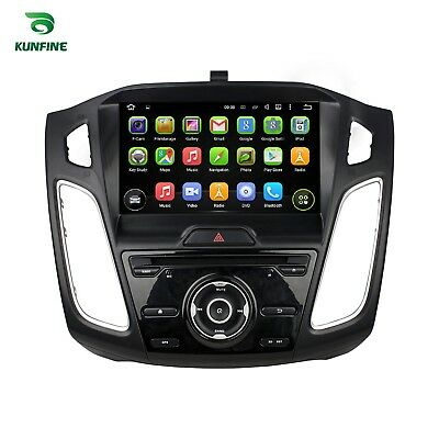 Android 5.1 Quad Core Car stereo DVD Player Gps Navigation Ford Focus 2012 Radio
