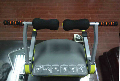 Wonder Home Gym Upgraded Ab Trainer Machine Core Body Fitness Equipment Exercise