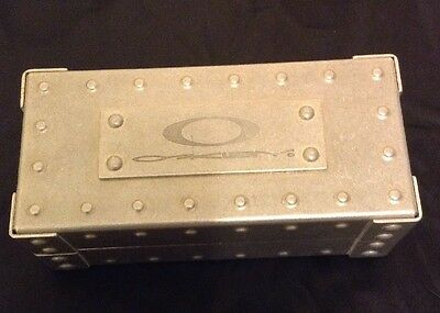 Oakley X Metal Sunglasses Vault Hard Case Large
