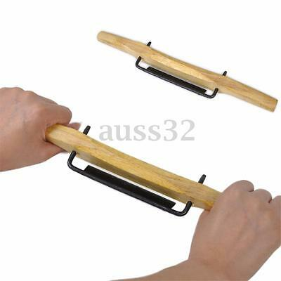10cm DIY Wood Flat Spoke Shave Hand Tool Edged Plane for Woodworking Edged