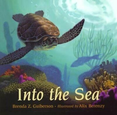 Into the Sea by Brenda Z Guiberson 9780805064810 (Paperback, 2000)