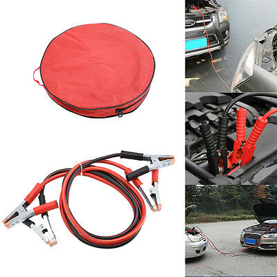 2M Car Booster Cable 1000A Car Battery Jumper Booster Cable Jumping Cable
