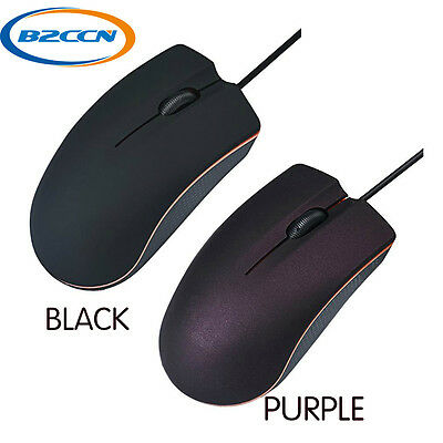 Mini LED USB Optical Wired Gaming Mouse For PC Laptop Computer Pro Gamer Mice