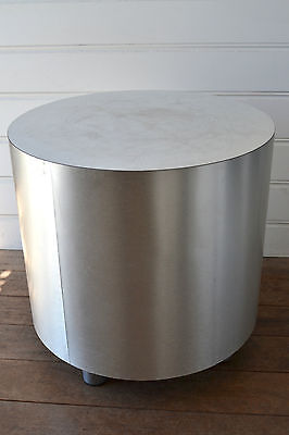 Retail Shop display table commercial decor circular table stand