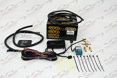 GFB D-Force Electronic Boost Controller Diesel Specific VW Audi Seat Skoda Ford