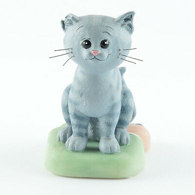 RSPCA Perfect Pets - Ziggy - Cat Figurine - PT08 - Robert Harrop