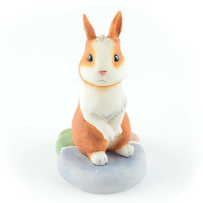 RSPCA Perfect Pets - Pebbles - Rabbit Figurine - PT16 - Robert Harrop