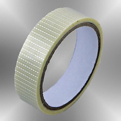 1x Fibreglass Cricket Bat Repair Tape -  18mm X 10M - Oz Stock