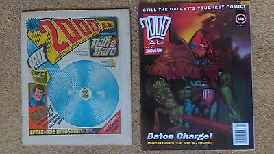 2000AD Comic Collection Lot Prog 1 to Prog 820 (818 issues)