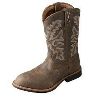 Twisted X Kids  Top Hand Western Boots Cowboy Boots built for riders YTH0009