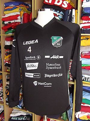 Sweatshirt Trikot Honefoss BK (L)#4 Legea Norwegen Noway Training Top Shirt