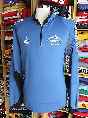 Sweatshirt Trikot Sandefjord Handball (XL) Select Norwegen Training Top Shirt