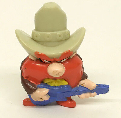 "PVC Toy Yosemite Sam Looney Tunes Warner Brothers 1994 Cake Topper 2"" Figure"