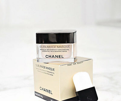 Chanel Sublimage Masque Essential Regenerating Mask New Boxed 50G Grab A Bargain