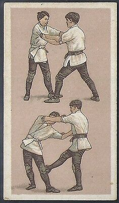 Wills Scissors-Jiu Jitsu-#11- Quality Card!!!