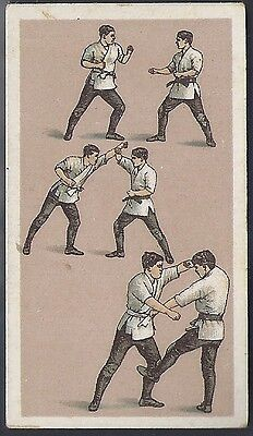Wills Scissors-Jiu Jitsu-#25- Quality Card!!!