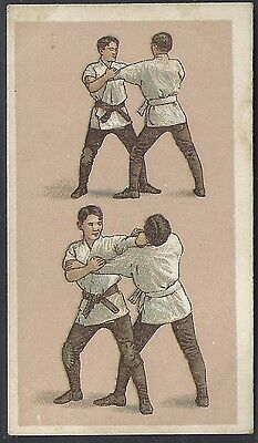Wills Scissors-Jiu Jitsu-#28- Quality Card!!!