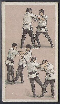 Wills Scissors-Jiu Jitsu-#34- Quality Card!!!