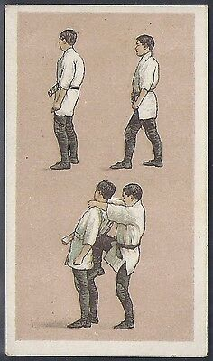 Wills Scissors-Jiu Jitsu-#37- Quality Card!!!