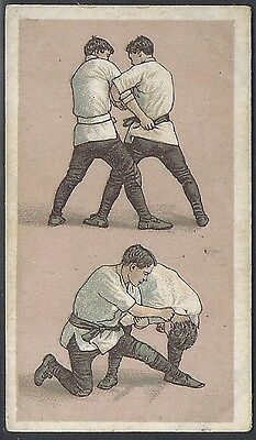 Wills Scissors-Jiu Jitsu-#43- Quality Card!!!
