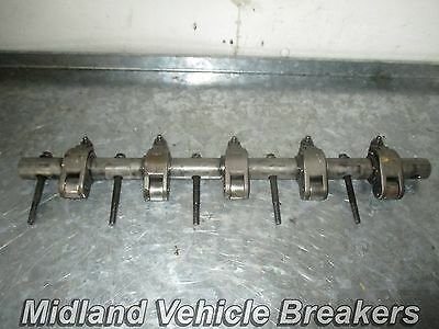 Rocker Shaft & Rocker Arms. Land Rover Discovery 2 TD5