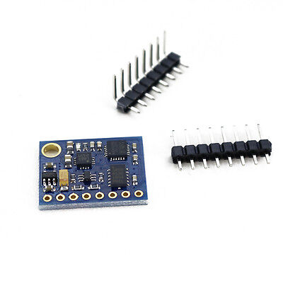 BMP085 GY-80 9-Axis Magnetic Acceleration Gyroscope Module for Arduino
