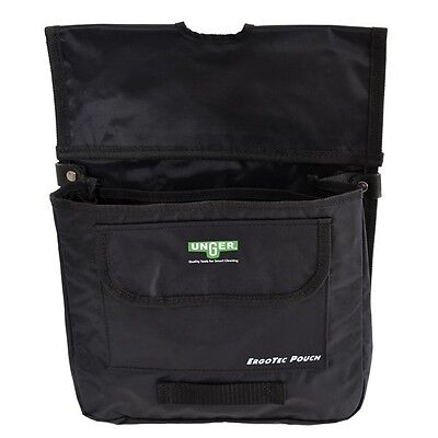 Unger Ergotec Pocket LARGE- Window Cleaning  3 compartments.