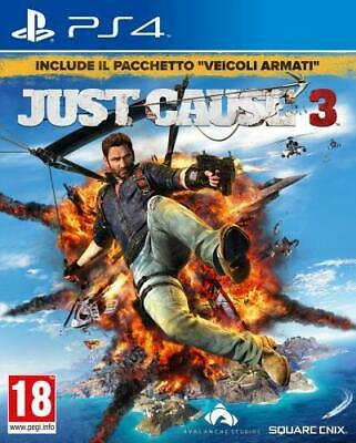 Videogioco per PS4 Just Cause 3